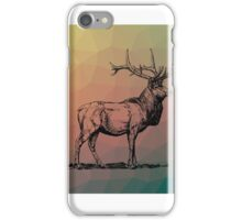 Majestic Stag iPhone Case/Skin