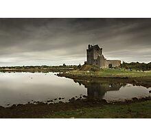 Irish castle Photographic Print