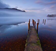 Loch Earn by Doug Dawson