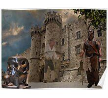 ☚ ☛ ☜ ☝ ☞ Escape Through Medieval Times  Revenge☚ ☛ ☜ ☝ ☞ Poster