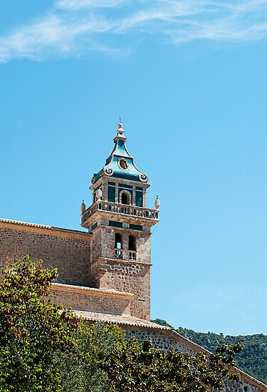 Valldemossa Charterhouse by Vac1
