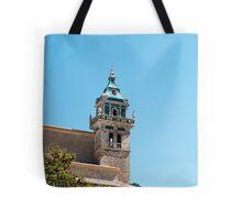 Valldemossa Charterhouse Tote Bag