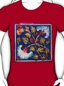 tile decorated T-Shirt