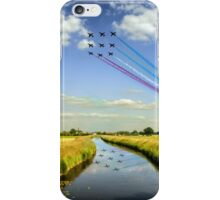 A Reflective Moment iPhone Case/Skin
