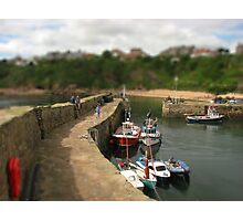 Crail Toy Boats Photographic Print