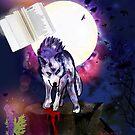 Wolfsbane (Art and Writing) by Charldia