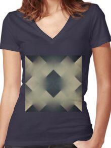 RAD Women's Fitted V-Neck T-Shirt