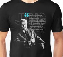 A Quote from Carl Gustav Jung Quote #21 of 50 available Unisex T-Shirt