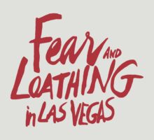 Fear and Loathing in Las Vegas - RED by NoirGraphic
