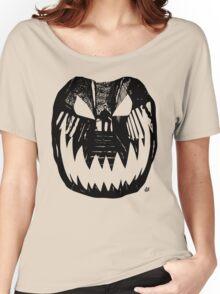 Halloween Stencil Women's Relaxed Fit T-Shirt