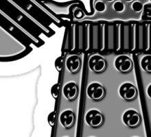 INCINERATE - metallic Sticker