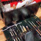 Civil War Medical Instruments by Susan Savad