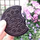 Oreo ice cream sandwich by SunshineSong