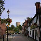 Castle Street, Warwick by hjaynefoster