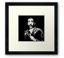 Pryor Framed Print