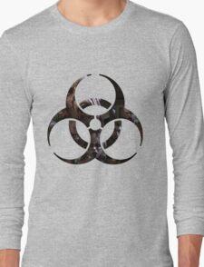 Biohazard - Zombies Long Sleeve T-Shirt