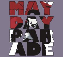 Mayday Parade Graphic Text by Alex Roll