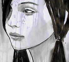 pigtails by Loui  Jover
