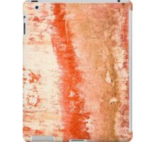 Red Stone iPad Case/Skin