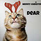Merry Christmas Dear by Ladymoose