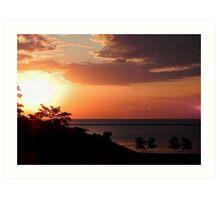 Sunrise Beauty © Art Print