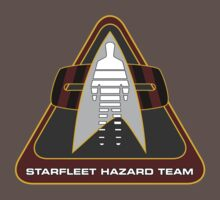 Starfleet Hazard Team Updated Large Logo by Christopher Bunye