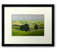 It Grows on Trees Framed Print