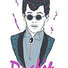 Pretty In Pink - Duckie by Michael Donnellan