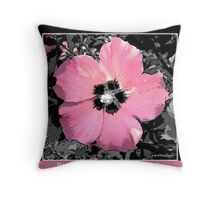 Breast Cancer Awareness Month Throw Pillow