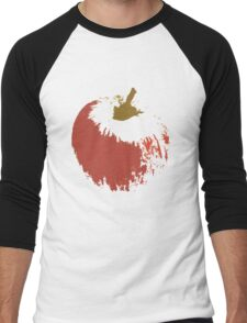 Big  Apple Men's Baseball ¾ T-Shirt