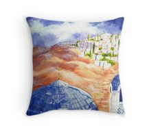 Faith Journey Throw Pillow