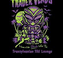 Trader Vlad's Transylvanian Tiki Hut by HeartattackJack