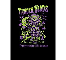 Trader Vlad's Transylvanian Tiki Hut Photographic Print