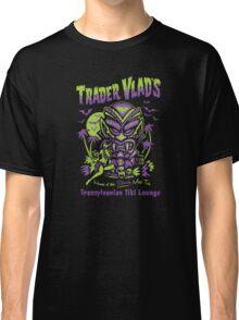 Trader Vlad's Transylvanian Tiki Hut Classic T-Shirt