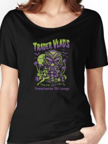 Trader Vlad's Transylvanian Tiki Hut Women's Relaxed Fit T-Shirt