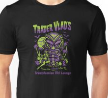 Trader Vlad's Transylvanian Tiki Hut Unisex T-Shirt