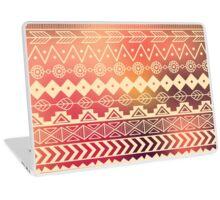 Aztec pattern 01 Laptop Skin