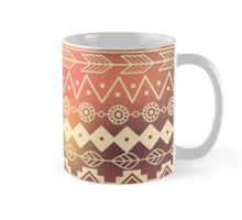 Aztec pattern 01 Mug
