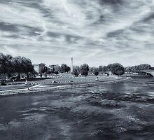 The Rhone by Roberto Pagani