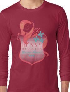 Fluttershy's Bunny Biscuits Long Sleeve T-Shirt