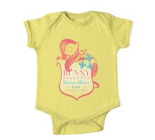 Fluttershy's Bunny Biscuits One Piece - Short Sleeve