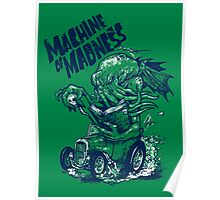 Machine of Madness Poster