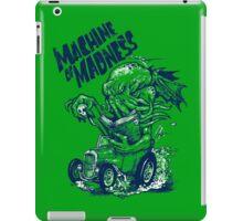 Machine of Madness iPad Case/Skin