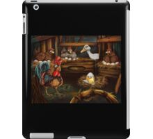 Henhouse iPad Case/Skin