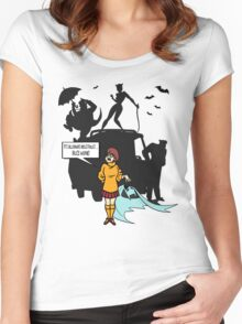 JINKIES! Women's Fitted Scoop T-Shirt