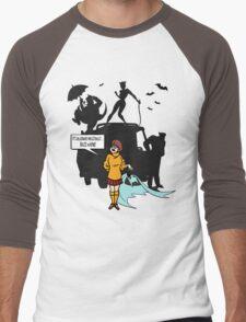JINKIES! Men's Baseball ¾ T-Shirt