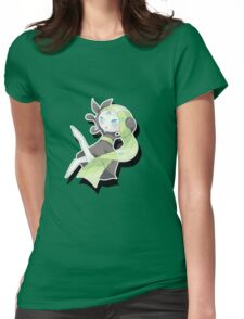 Meloetta's music Womens Fitted T-Shirt
