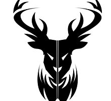 House Baratheon Sigil by loulobrin
