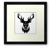 House Baratheon Sigil Framed Print