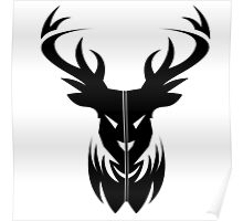 House Baratheon Sigil Poster